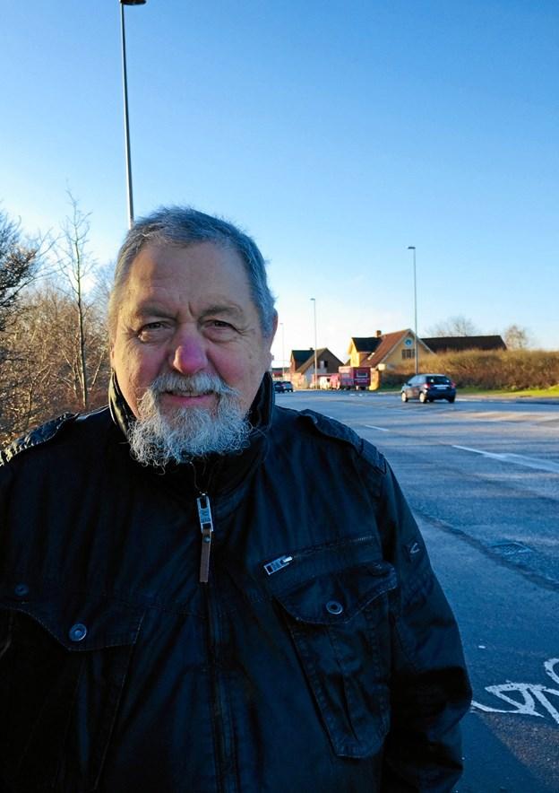 Brian Jørgensen, 70 år, Skalborg.