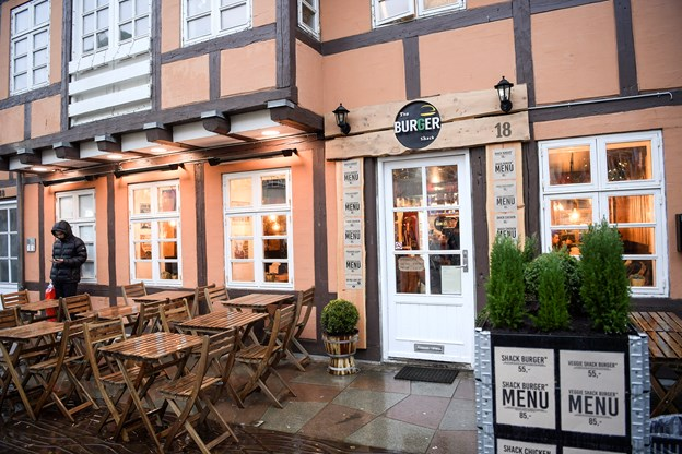 Aarhus-kæden har åbnet deres nye restaurant på Østerågade.