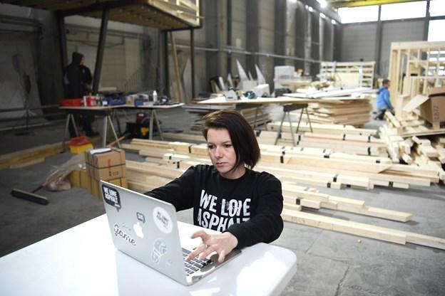 Anja Lyngsø ser frem til at inddrage brugerne i GAME Streetmekka.