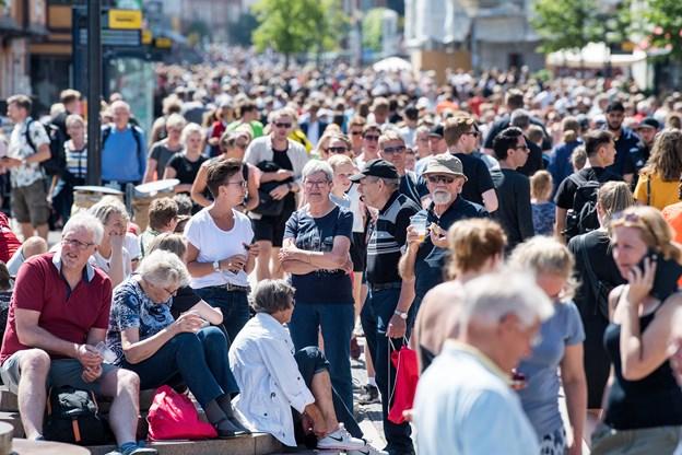 Landsstævne trak 73.000 turister til Nordjylland