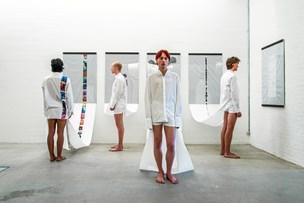 Kunstudstilling i Kunsthal Nord med otte kunstnere