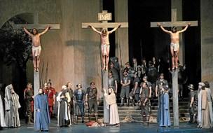 Verdensbegivenhed: Jesus håber på comeback i 2020