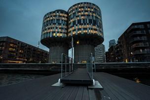 Statsjob: Gammelt rådhus i Løgstør erstatter luksus ved Øresund