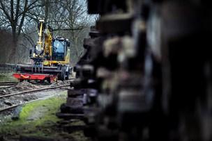 Veteranjernbane skal have skiftet 3000 jernbanesveller