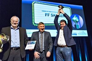 FF Skagen vinder Vækst og Viljeprisen