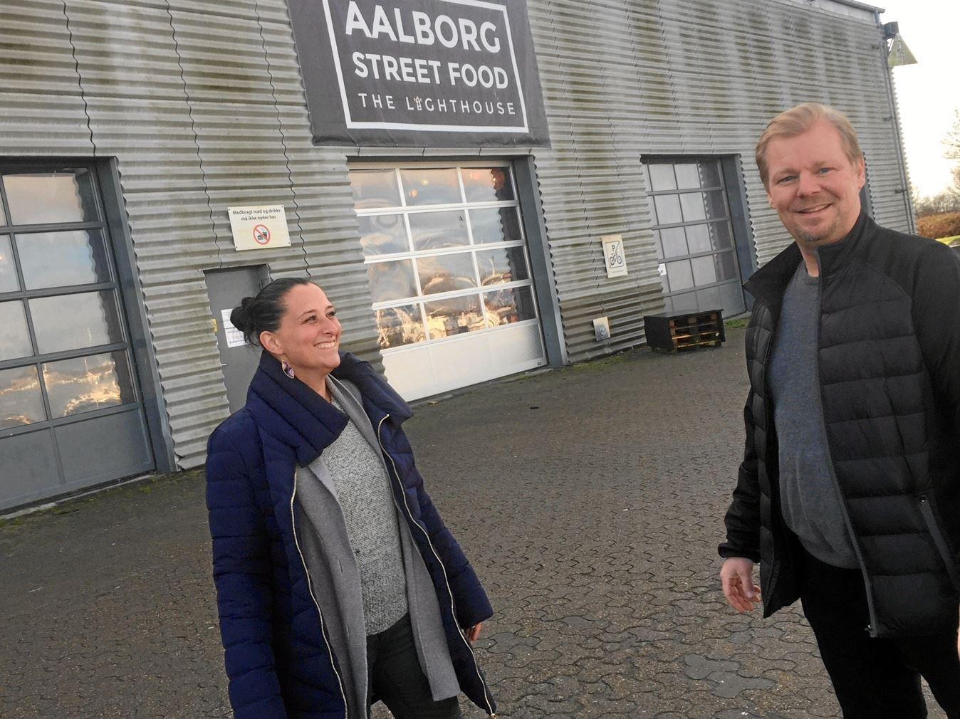 Aalborg Streetfood The Lighthouse slår snart dørene op til deres anden sæson i Skudehave