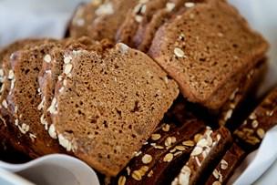 Pas på: Rugbrød kan være forurenet og må ikke spises