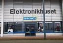 Elektronikbutik lukket