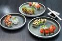 Vellykket sushi i nye klæder