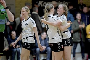 EH Aalborg holdt ligakursen med storsejr