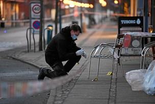 Masseslagsmål: Seks sårede efter knivstik