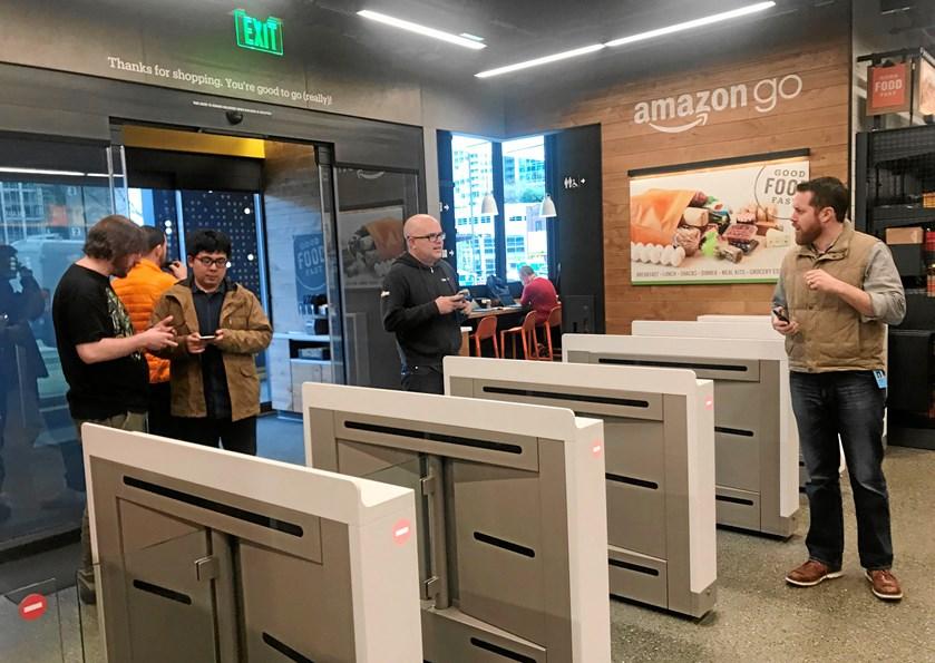 Med kasseløse supermarkeder vil køen til kassen være fortid, men man skal være klar til at afgive data.