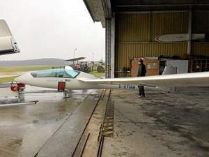 To ny svævefly erstatter de stjålne