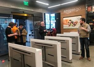 Sådan slipper du for køen i supermarkedet i fremtiden