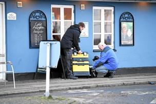 Masseslagsmål: En mand sigtet for at stikke med kniv