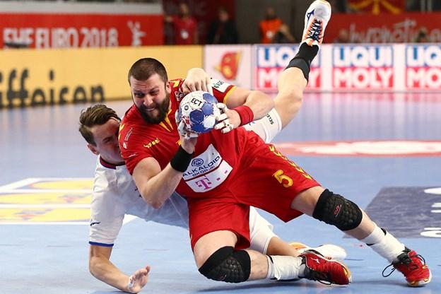 Tjekkisk sejr sender Danmark i EM-semifinale