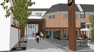 Nedslidt medborgerhus i Aalborg bygges om for millioner