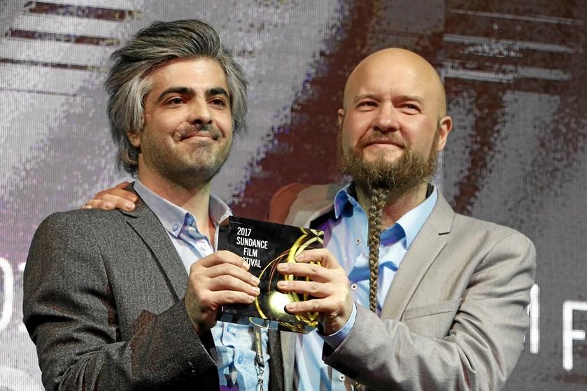 """""""De Sidste Mænd i Aleppo"""" om redningstjenesten De Hvide Hjelme i Syrien kan få en Oscar for bedste dokumentar."""