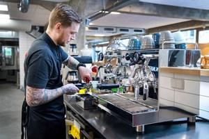 Ny KaffeFair åbner snart - nu med restaurant og take away