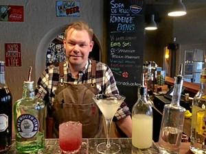 Aalborg-bartender skal shake drinks i stor finale