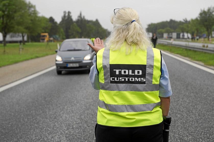 Selv om varerne kan købes lovligt i ferielandet, kan de sagtens være ulovlige at tage med til Danmark.