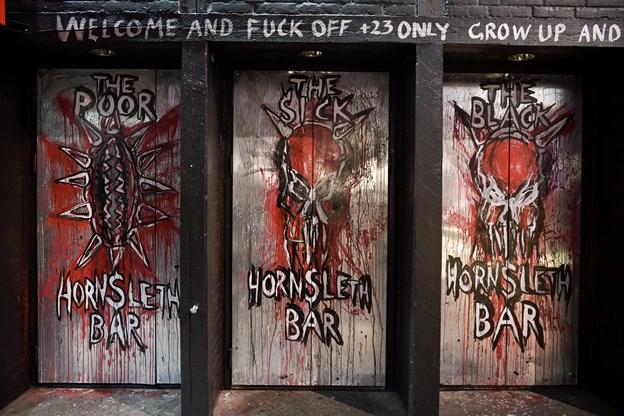 Hornsleth Bar danner rammen for årets pre-party. Foto: Claus Søndberg.