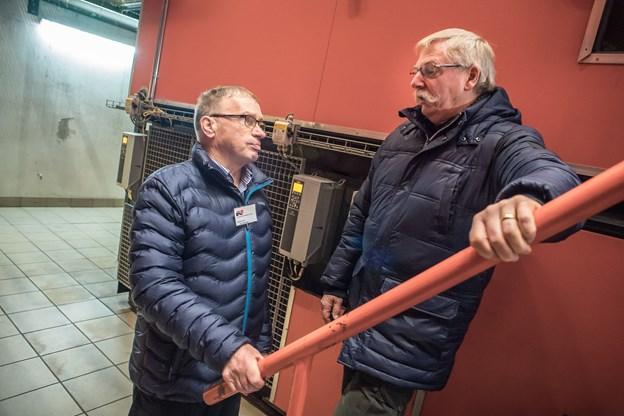 Line Lykkegaard Skou og Martin Damgård (foto)