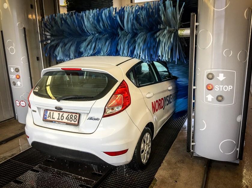 FDM og Falck giver gode råd om at beskytte bilen mod årstidens salt-angreb