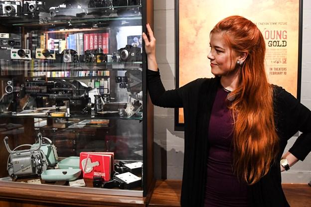 Hun laver ikke selv film, men som leder af Filmkraft lægger Naja Ravn-Jensen vægt på at skabe de bedste rammer for dem, der gør.