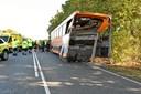 Chauffør idømt bøde efter busulykke med 38 børn