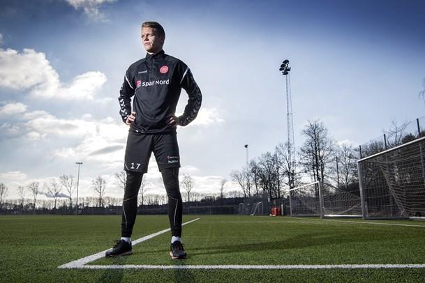 - Aalborg er en rigtig  fodboldby