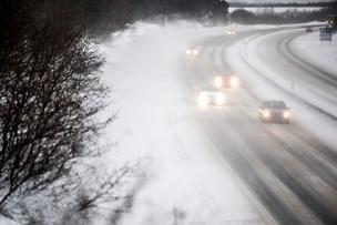 Politiet advarer om glatte veje: Flere uheld