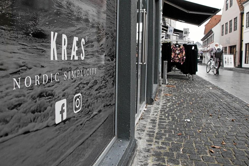 Kræs vender tilbage til Nørregade