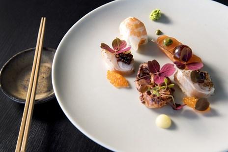 Anmeldelse: Restaurant Fusion er international og elegant