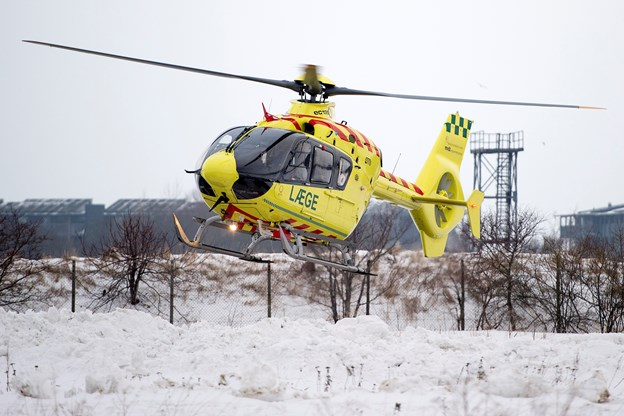 Akut-helikopter til Nordjylland: Puslespil om placering