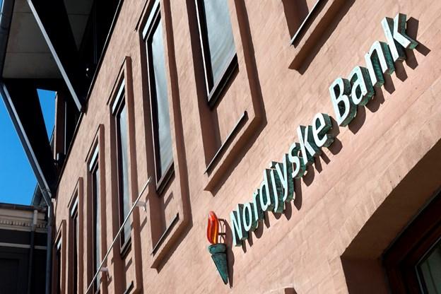 Jyske Bank scorer på Nordjyske Bank