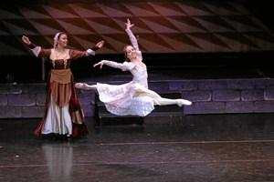 Romeo og Julie i balletsko