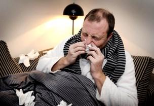 Influenzaen hærger: Travlhed på nordjyske sygehuse
