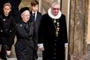 Dronning Margrethe takker danskerne