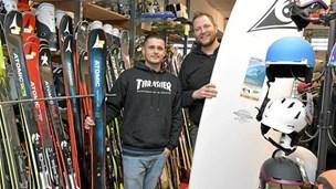 Garvede skihajer overtager Surf og Ski