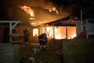 Varmemåtter kan være skyld i brand