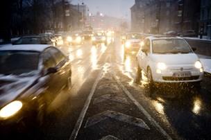 Når du gaber og øjnene klør: Pas på i trafikken