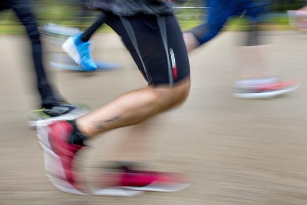 Motionsstudie: Du løber bedre når du smiler