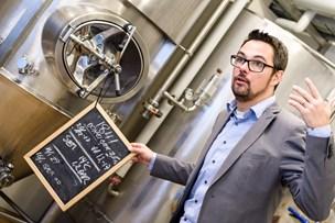 1300 liter øl: Bryghus siger skål i historiske dråber
