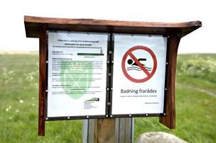 Badevand forbedret i Geraa: Nu må der bades