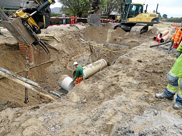 Thaysen vil debattere grundvandsproblemer