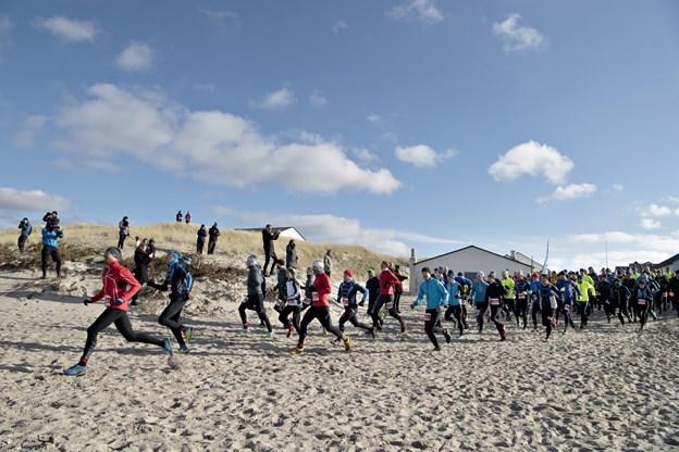 Thy Trail Marathon afviklet i fin stil
