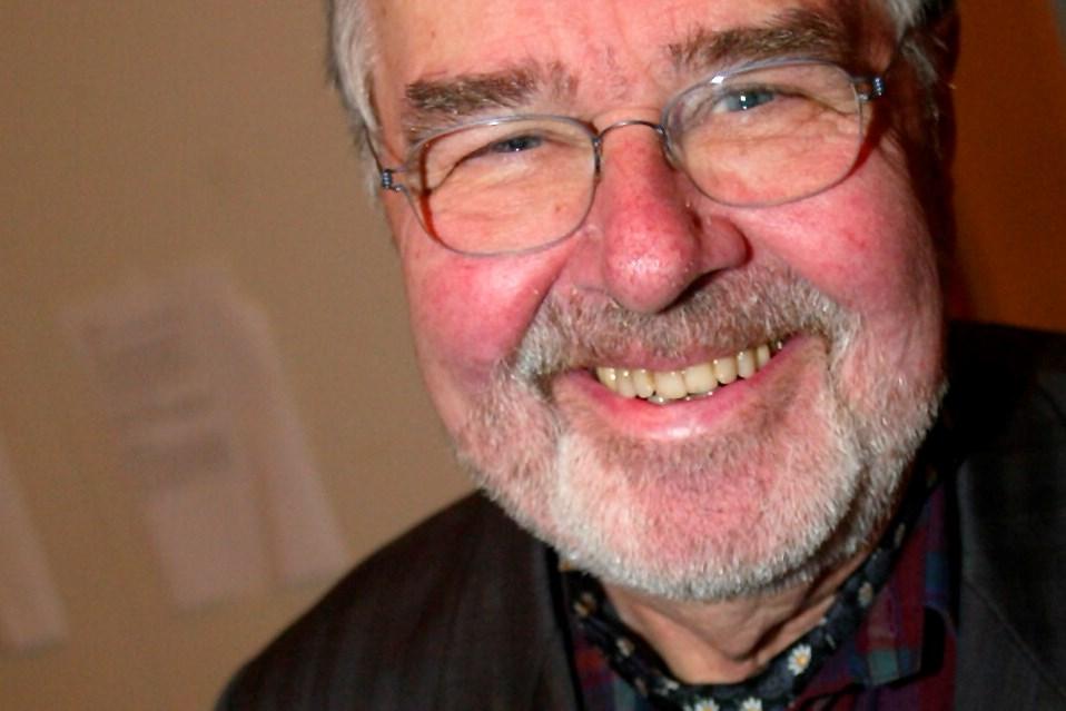 Tv-værten Piet van Deurs er død