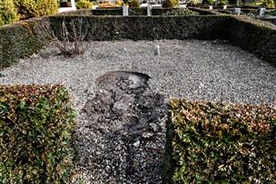 Kirkegård udsat for tyveri