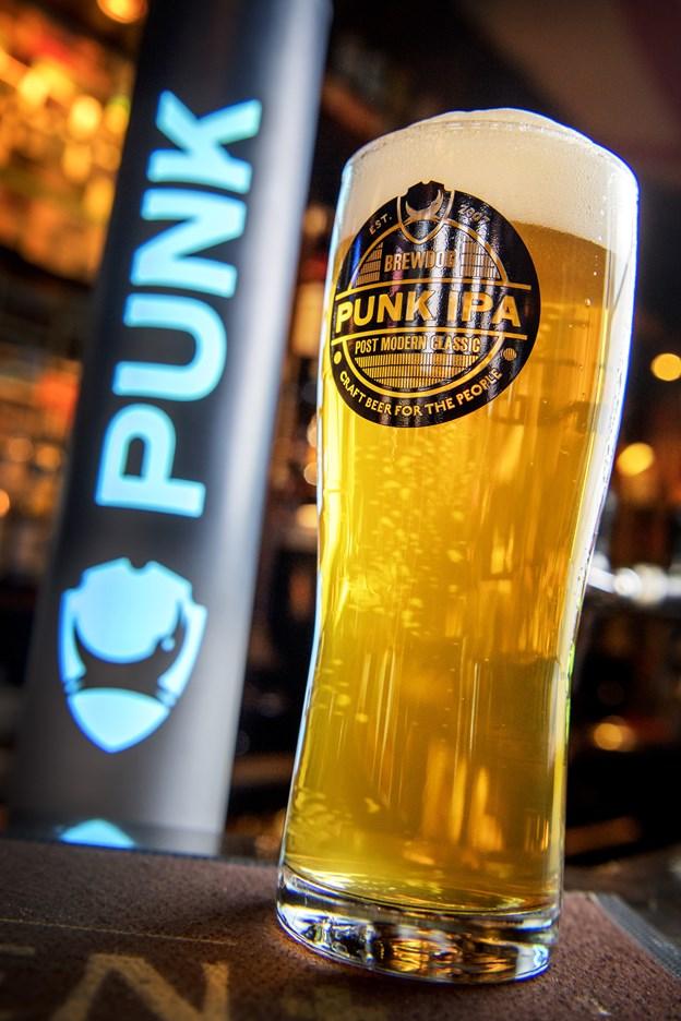 Man kan få Punk IPA fra BrewDog mange steder, men den nye specialøl kan kun fås 10 steder i Danmark.